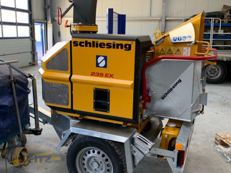 Holzhacker & Holzhäcksler des Typs Schliesing 235 EX, Neumaschine in Lindenfels-Glattbach (Bild 1)