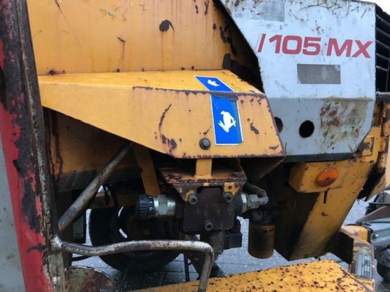 Holzhacker & Holzhäcksler типа Schliesing MX105 Diesel  getrokken, Gebrauchtmaschine в Zevenaar (Фотография 4)