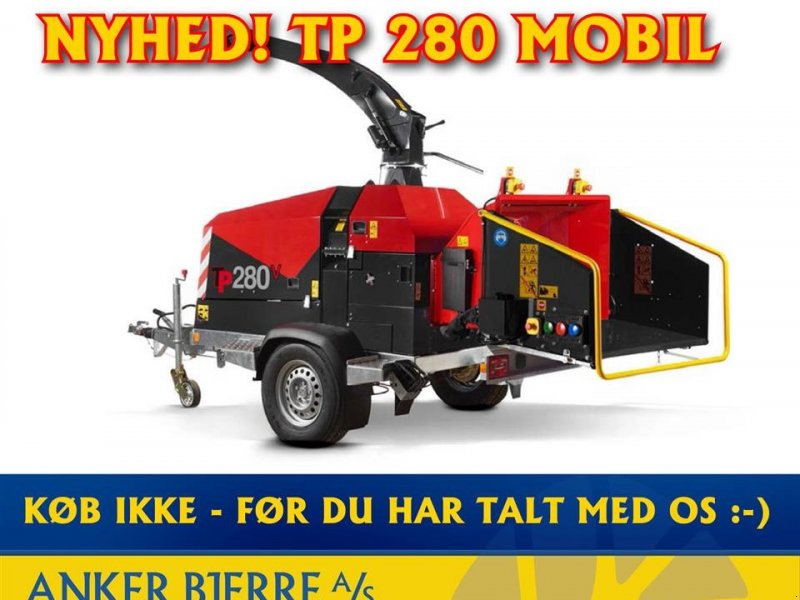 Holzhacker & Holzhäcksler типа Sonstige 280 MOBIL, Gebrauchtmaschine в Holstebro (Фотография 1)