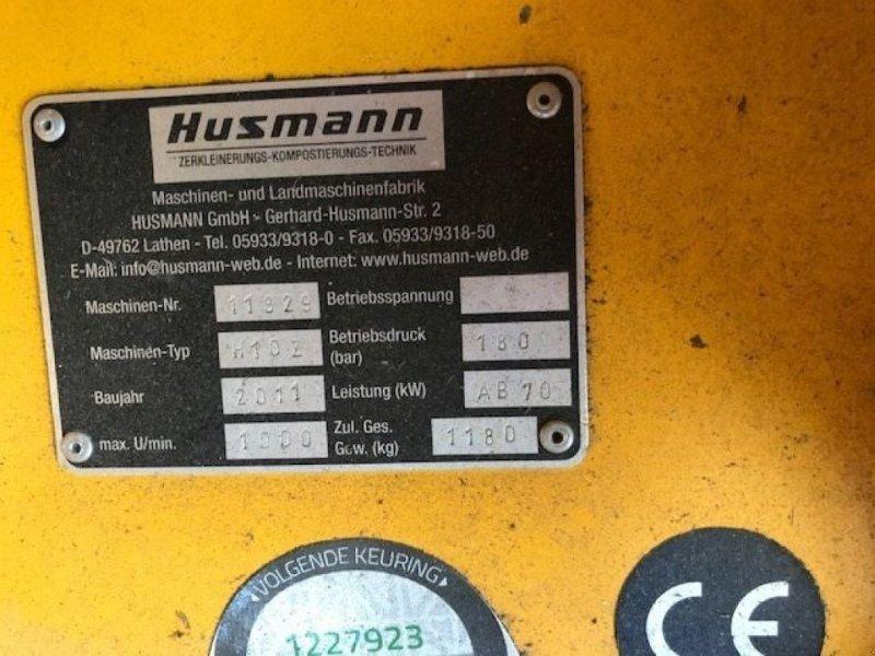 Holzhacker & Holzhäcksler типа Sonstige Husmann H10Z, Gebrauchtmaschine в Druten (Фотография 4)