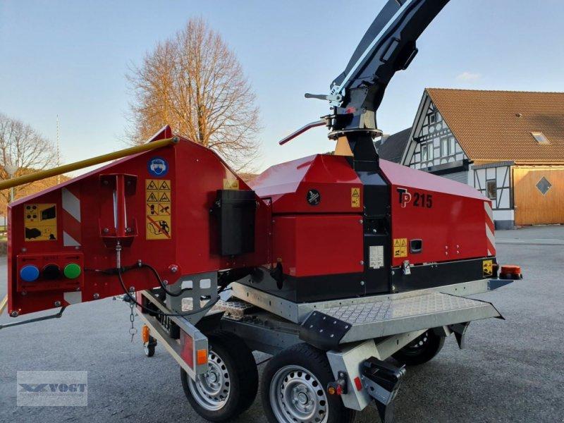 Holzhacker & Holzhäcksler типа Sonstige Profi-Hacker 215 MOBILE, Vorführmaschine в Schmallenberg (Фотография 6)