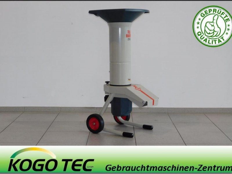 Holzhacker & Holzhäcksler типа Sonstige Tillmann 2100, Neumaschine в Neubeckum (Фотография 1)