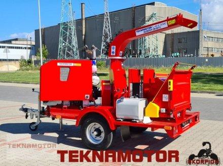 Holzhacker & Holzhäcksler типа Teknamotor Skorpion 250 SDTG, Neumaschine в Ostrowiec Sw. (Фотография 3)