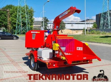 Holzhacker & Holzhäcksler типа Teknamotor Skorpion 250 SDTG, Neumaschine в Ostrowiec Sw. (Фотография 4)