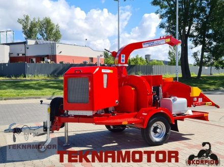 Holzhacker & Holzhäcksler типа Teknamotor Skorpion 250 SDTG, Neumaschine в Ostrowiec Sw. (Фотография 6)