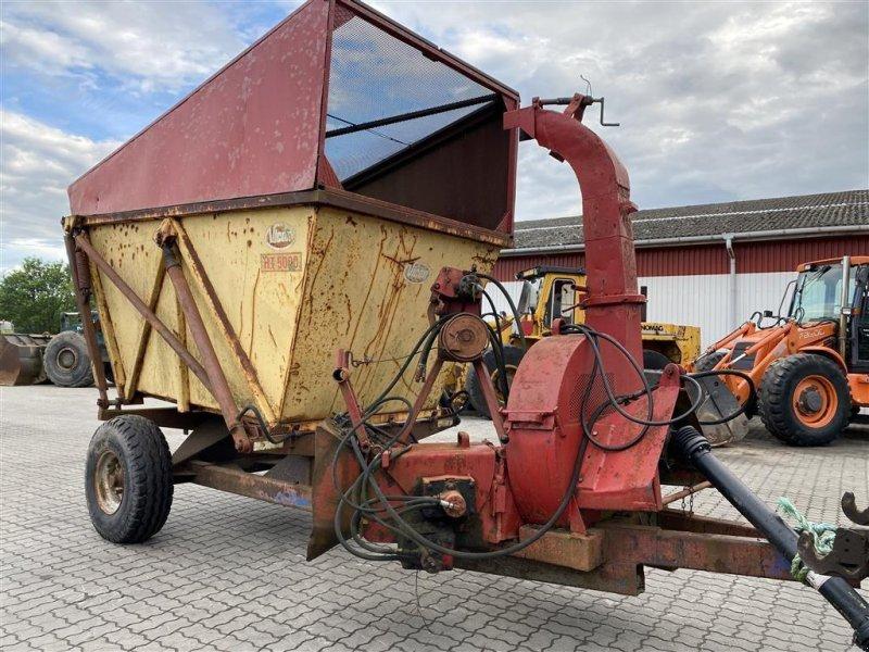 Holzhacker & Holzhäcksler des Typs Tim 5,5 ton FLISHUGGER!, Gebrauchtmaschine in Aalestrup (Bild 1)