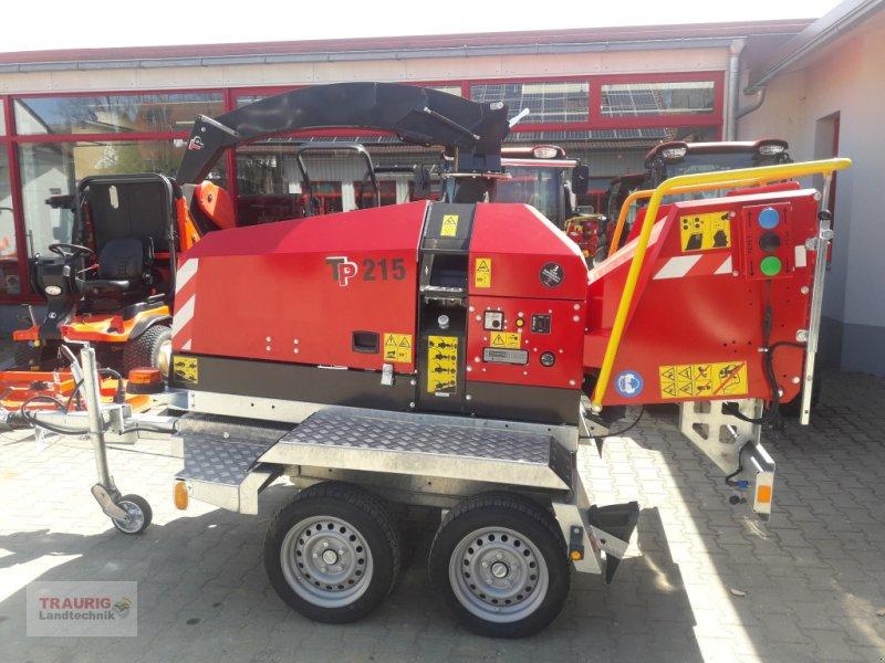 Holzhacker & Holzhäcksler des Typs TP TP 215 Mobil, Gebrauchtmaschine in Mainburg/Wambach (Bild 1)