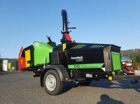 GreenMech EVO 165D Limited 45PS Holzhäcksler & Buschhacker