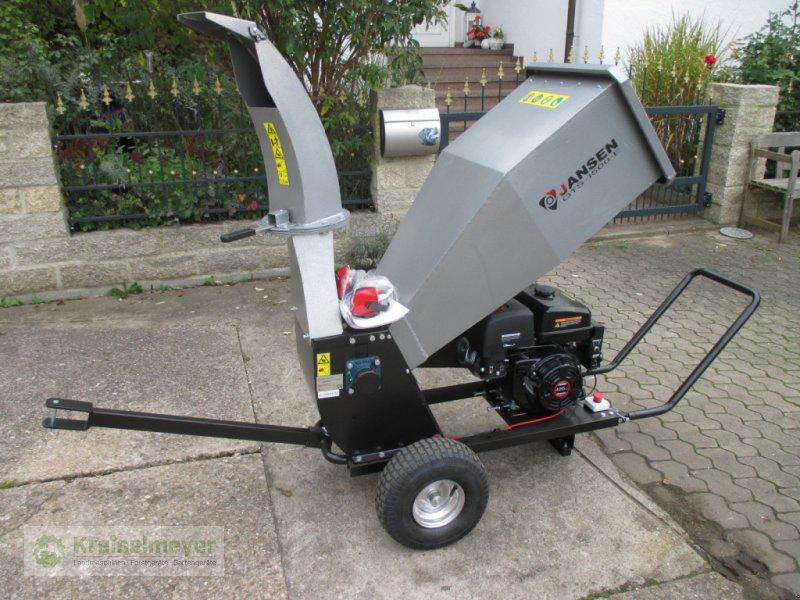 Holzhäcksler & Buschhacker typu Jansen GTS-1500 E kostenloser Versand, Neumaschine v Feuchtwangen (Obrázok 1)