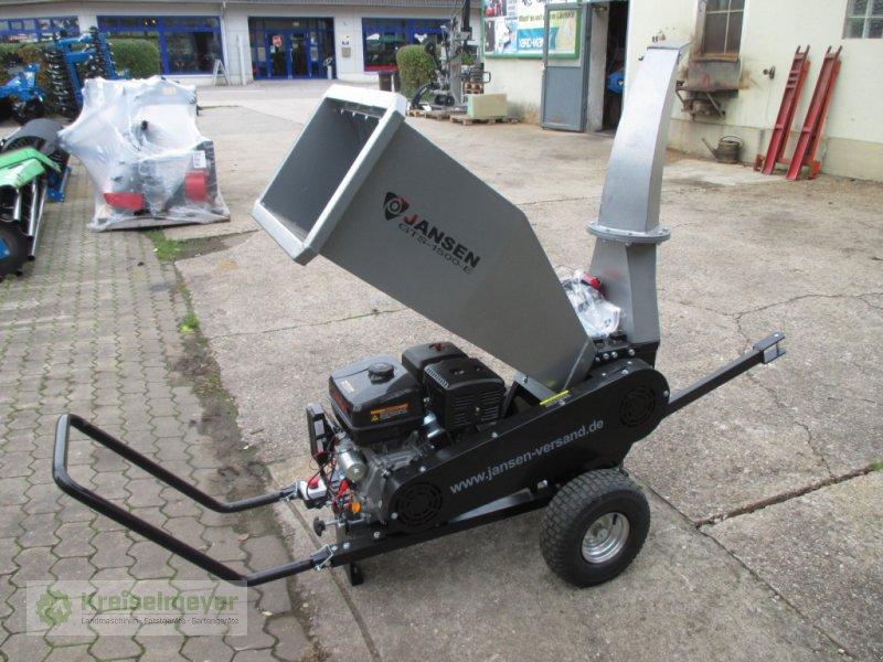 Holzhäcksler & Buschhacker typu Jansen GTS-1500 E kostenloser Versand, Neumaschine v Feuchtwangen (Obrázok 2)