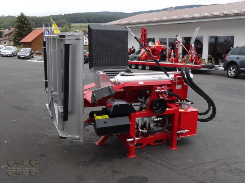 Holzspalter des Typs AMR HPE 28, Gebrauchtmaschine in Geroda (Bild 3)