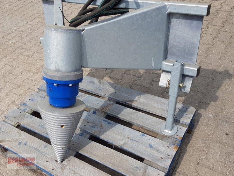 Holzspalter des Typs Binderberger BSP 2500, Neumaschine in Rottenburg (Bild 1)