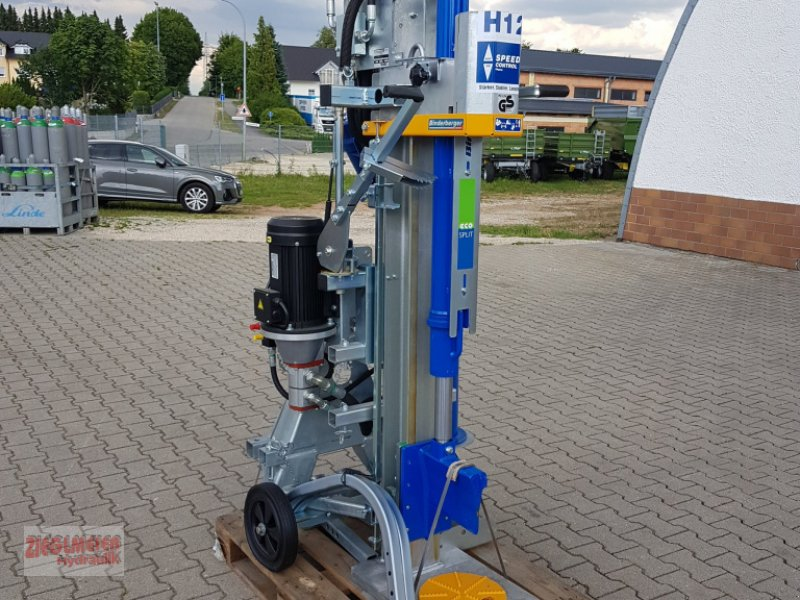 Holzspalter des Typs Binderberger H 12 E ECO, Neumaschine in Rottenburg (Bild 1)