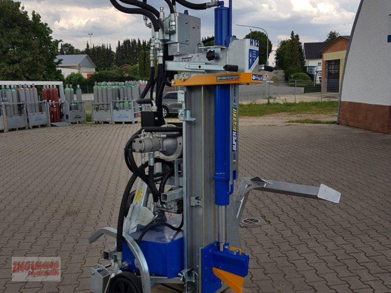 Holzspalter des Typs Binderberger H 12 EZ superspeed, Neumaschine in Rottenburg (Bild 1)