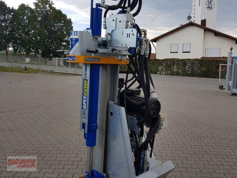 Holzspalter типа Binderberger H 12 EZ superspeed, Neumaschine в Rottenburg (Фотография 1)