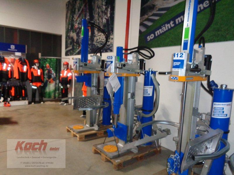 Holzspalter типа Binderberger H 12  Superspeed, Gebrauchtmaschine в Neumarkt / Pölling (Фотография 1)
