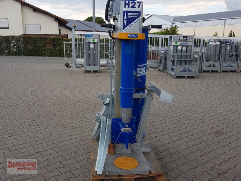 Holzspalter типа Binderberger H 27 Z eco, Neumaschine в Rottenburg (Фотография 1)