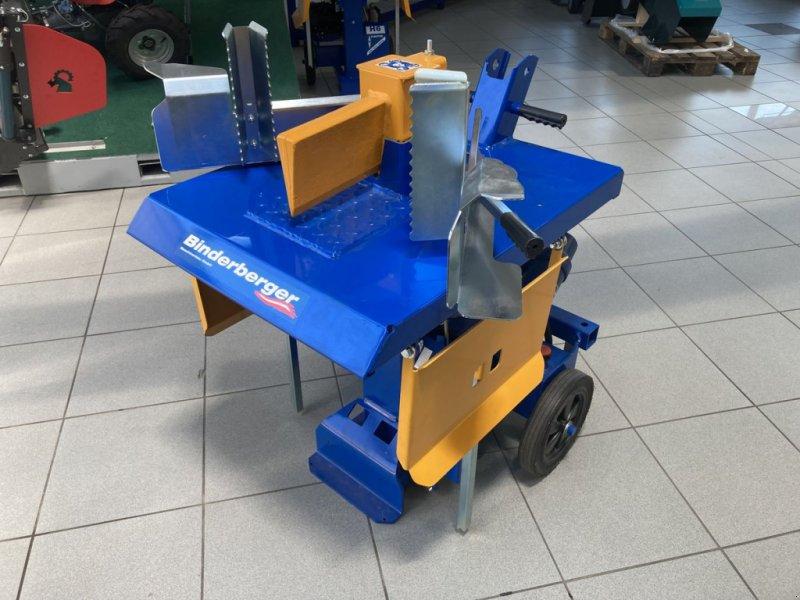 Holzspalter des Typs Binderberger H 8 E, Gebrauchtmaschine in Villach (Bild 1)