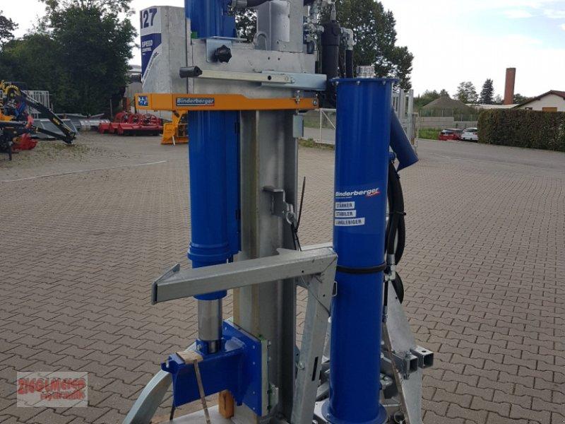 Holzspalter des Typs Binderberger H27 ECO Z, Neumaschine in Rottenburg (Bild 1)