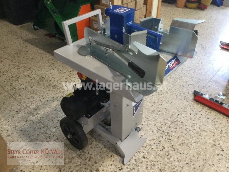 Holzspalter typu Binderberger KURZHOLZSPALTER H6E, Gebrauchtmaschine w Purgstall (Zdjęcie 1)