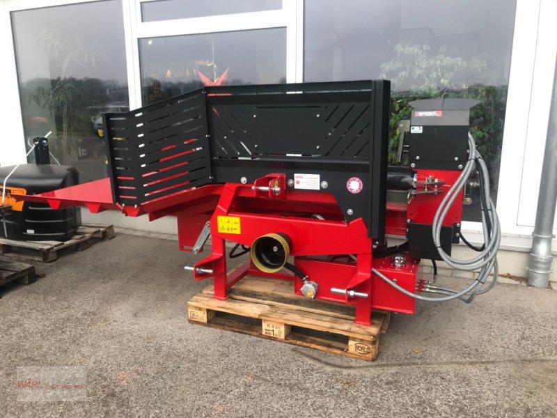 Holzspalter des Typs EiFo BR 125-24 LZ, Neumaschine in Mitterscheyern (Bild 1)