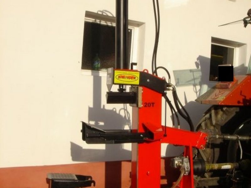 Holzspalter типа Iross MX120 CD, Neumaschine в Brunn an der Wild (Фотография 1)