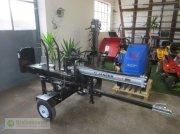 Holzspalter des Typs Jansen HS-20H110, 20t, 110cm, hydr. Aufrichtung liegend u. stehend //, Neumaschine in Feuchtwangen