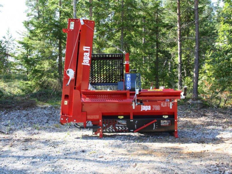 Holzspalter des Typs Japa 700, Neumaschine in Schwedt (Bild 1)