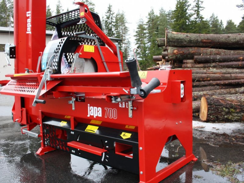 Holzspalter des Typs Japa 700, Neumaschine in Schwedt (Bild 2)
