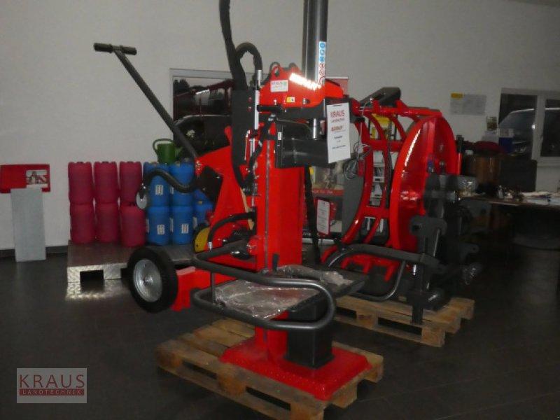 Holzspalter des Typs Krpan CV 14 EK PRO 400V, Neumaschine in Geiersthal (Bild 1)