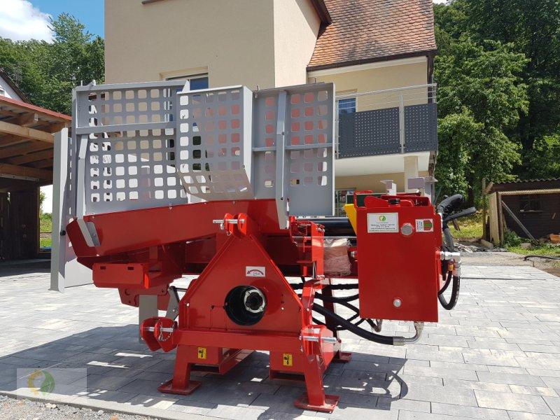 Holzspalter des Typs Lancman XLE 21C, Neumaschine in Heimbuchenthal (Bild 1)