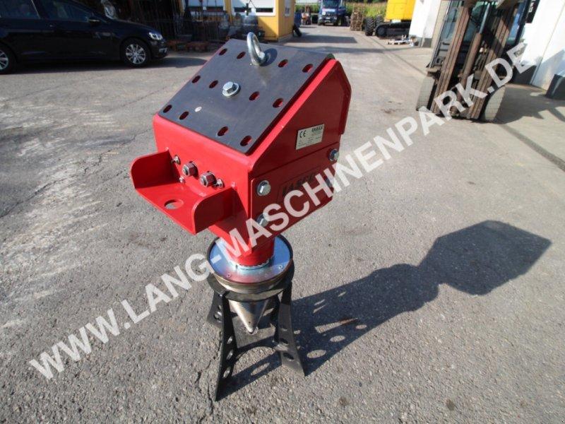 Bild Lasco M2-4.7 K Kegelholzspalter Spiralspalter