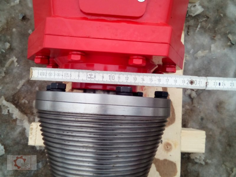 Holzspalter des Typs MS Kegelspalter, Neumaschine in Tiefenbach (Bild 8)