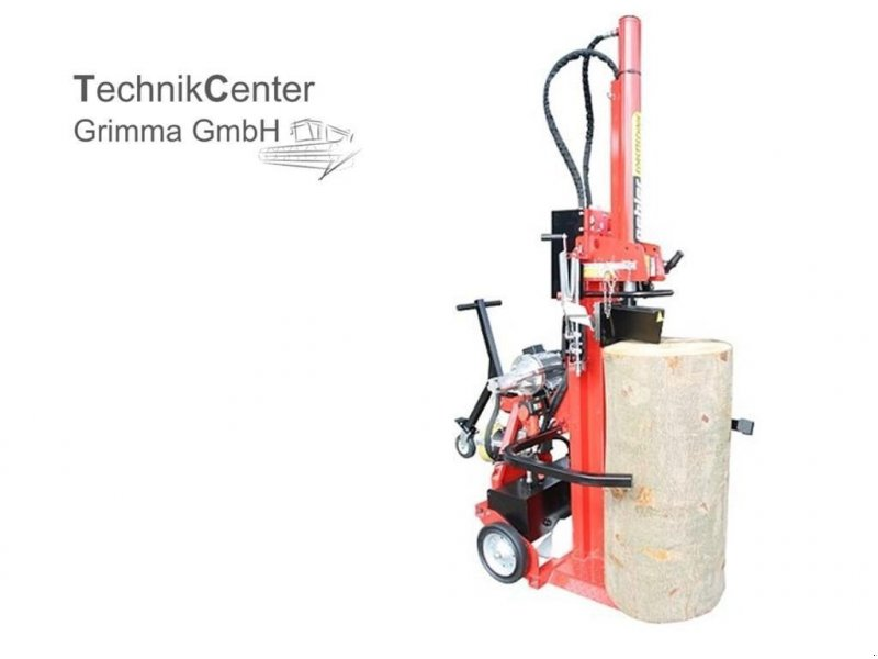 Holzspalter des Typs Oehler OL 145 P, Gebrauchtmaschine in Grimma (Bild 1)