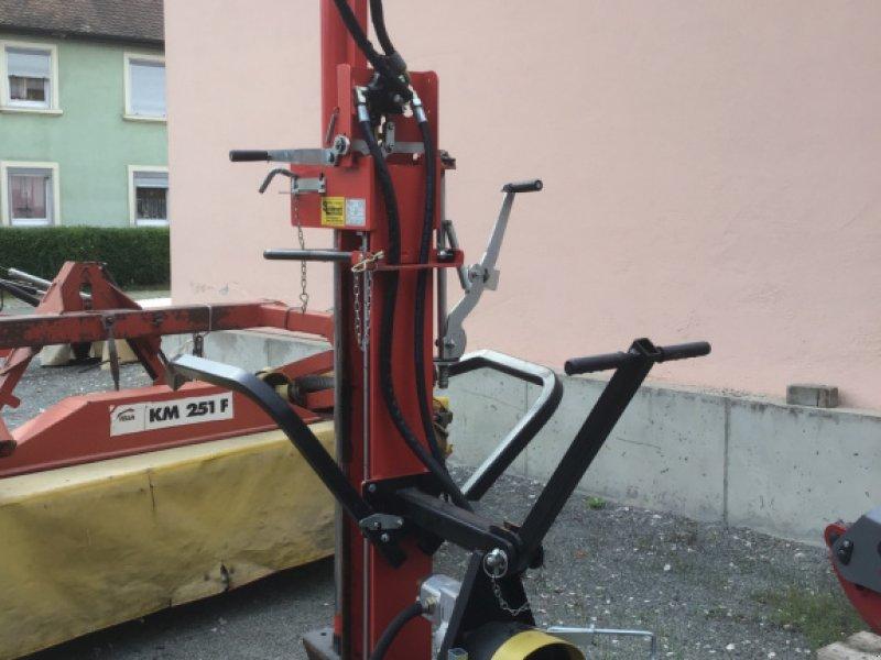 Holzspalter des Typs Oehler OL 190, Gebrauchtmaschine in Hagenbüchach (Bild 1)