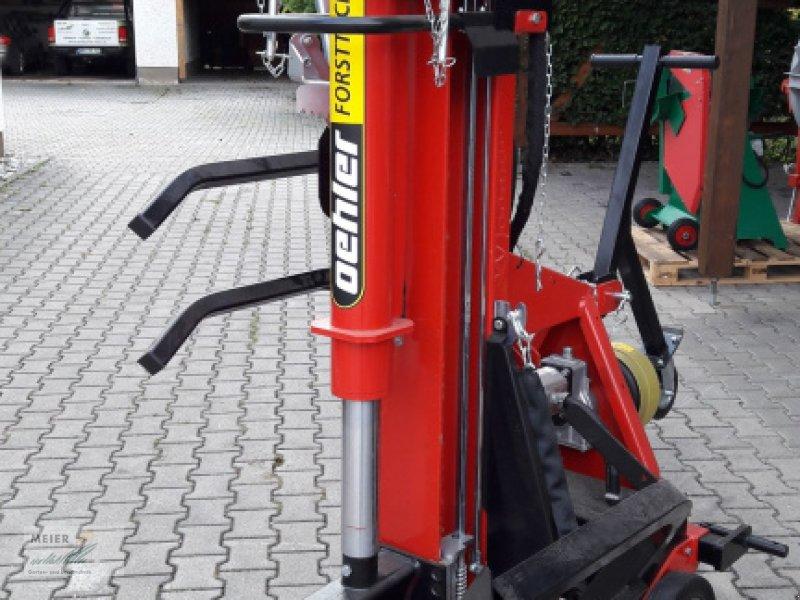 Holzspalter des Typs Oehler OL 190N, Neumaschine in Hersbruck (Bild 1)