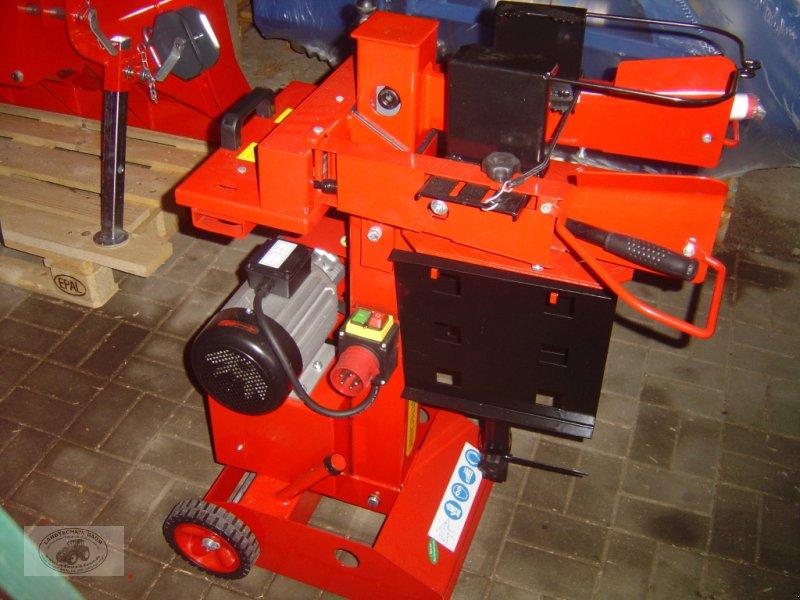 Holzspalter des Typs Oehler OL 65N *NEUE VERSION*! 400V inkl.Holzauflagetisch 6,5to.Spaltdruck. 4PS. Frachtfrei., Neumaschine in Tschirn (Bild 1)