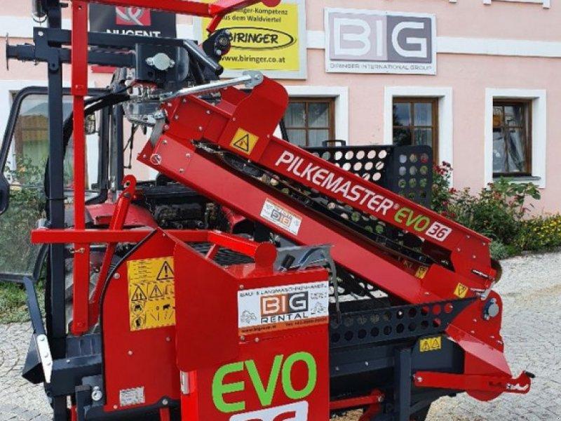 Holzspalter des Typs Pilkemaster EVO36 Holzspalter, Neumaschine in Brunn an der Wild (Bild 1)