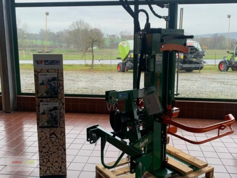 Holzspalter des Typs Posch 17 Tonnen Hydro Combi Fixomatic NEU, Neumaschine in Mengkofen (Bild 2)