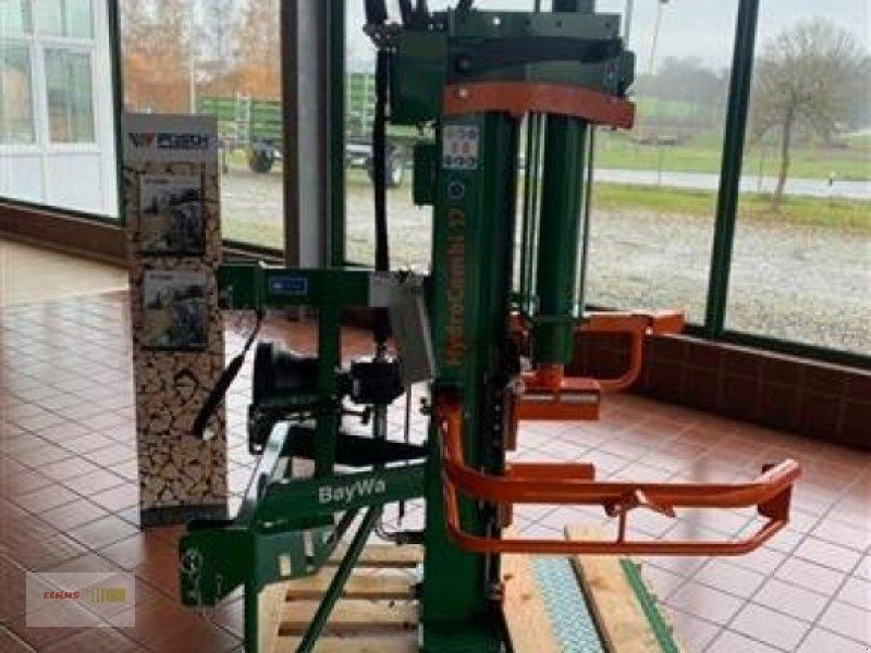 Holzspalter des Typs Posch 17 Tonnen Hydro Combi Fixomatic NEU, Neumaschine in Mengkofen (Bild 1)