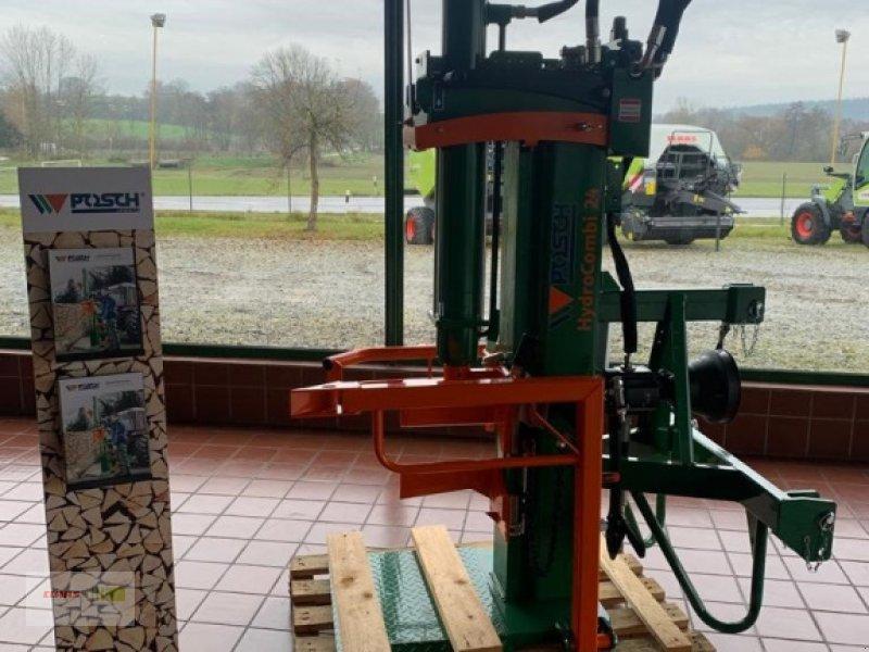 Holzspalter des Typs Posch 24 Tonnen Hydro Combi Fixomatic NEU, Neumaschine in Mengkofen (Bild 2)