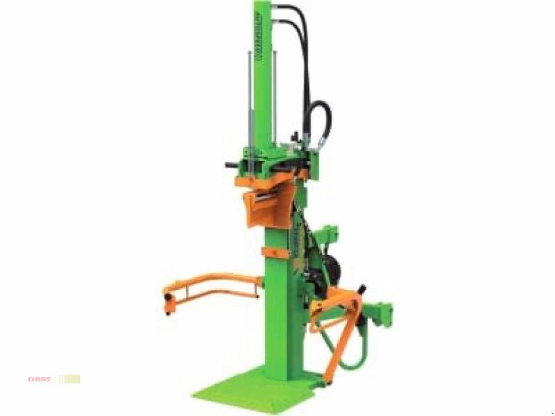 Holzspalter des Typs Posch 24 Tonnen Hydro Combi Fixomatic NEU, Neumaschine in Mengkofen (Bild 3)