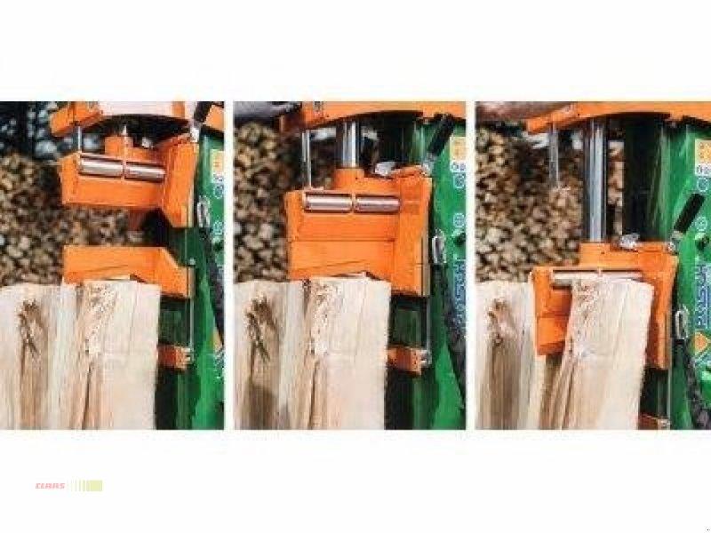 Holzspalter des Typs Posch 24 Tonnen Hydro Combi Fixomatic NEU, Neumaschine in Mengkofen (Bild 5)