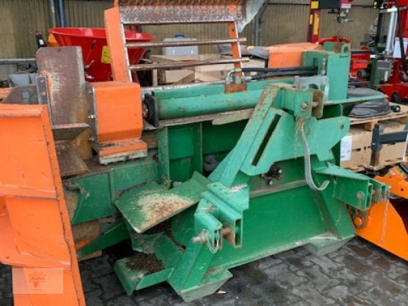 Holzspalter des Typs Posch 24t, Gebrauchtmaschine in Remchingen (Bild 1)