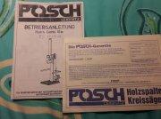 Posch Hydro Combi 10 Дровокол