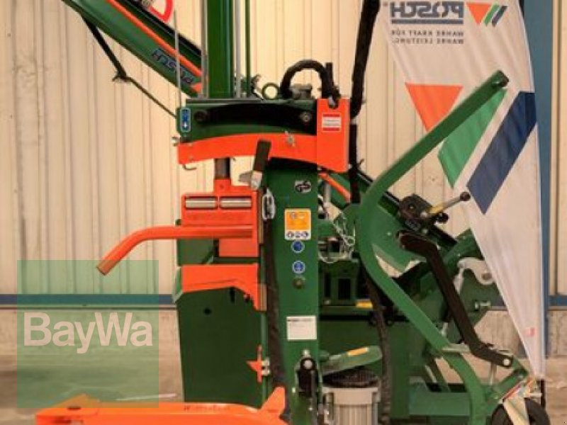 Holzspalter des Typs Posch HYDROCOMBI 13 M 2820, Gebrauchtmaschine in Obertraubling (Bild 1)