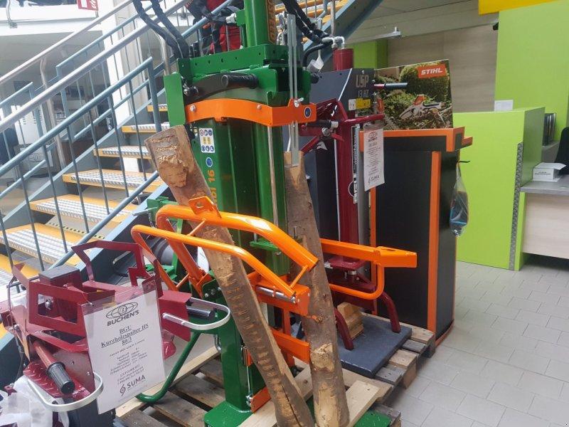 Holzspalter des Typs Posch HydroCombi 16, Neumaschine in Olpe (Bild 1)