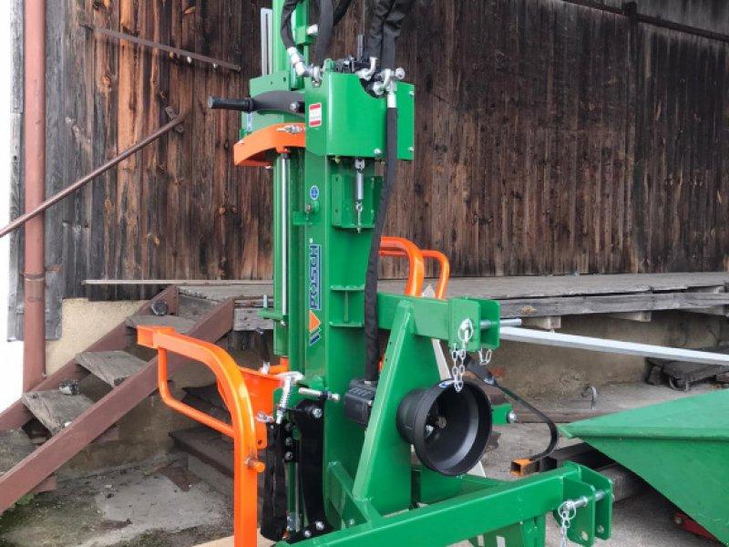 Holzspalter des Typs Posch HydroCombi 18, Neumaschine in Schrobenhausen (Bild 1)