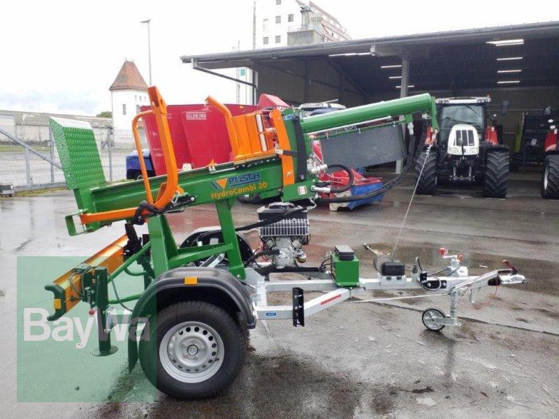 Holzspalter des Typs Posch HydroCombi 20 *Miete ab 75€/Tag*, Gebrauchtmaschine in Bamberg (Bild 3)