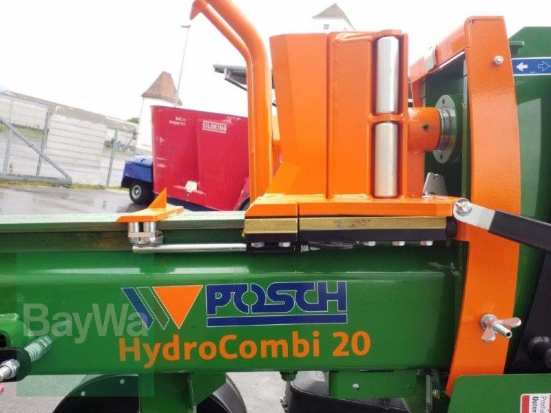 Holzspalter des Typs Posch HydroCombi 20 *Miete ab 75€/Tag*, Gebrauchtmaschine in Bamberg (Bild 8)